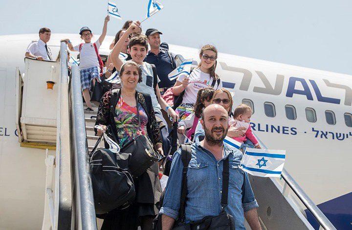 """يديعوت: ارتفاع اعداد المهاجرين الروس لـ""""إسرائيل"""""""