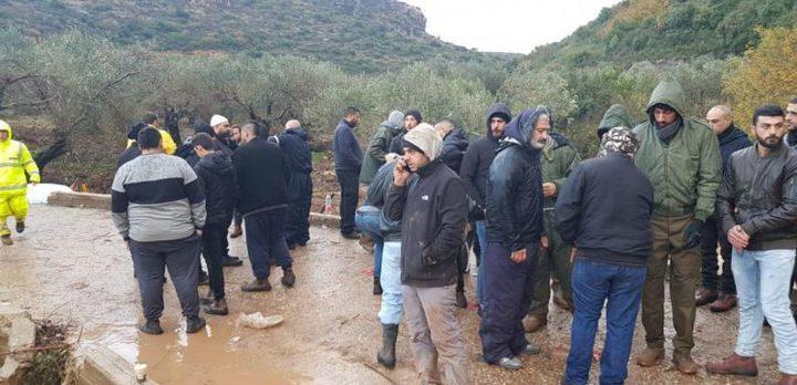 العثور على جثة الفتى عمري أبو جنب في وادي المجنونة