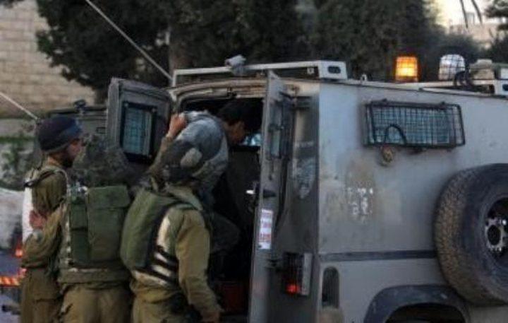 قوات الاحتلال تعتقل 3 شبان من جنين