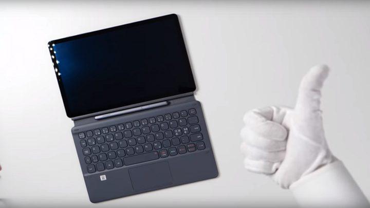حاسب Galaxy Tab S6 بنسخة 5G الجديد من سامسونغ