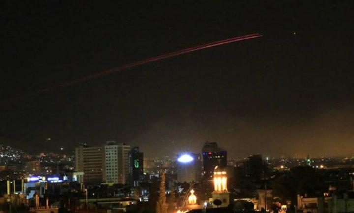 الجيش السوري يتصدى لهجمات معادية في محيط مطار حماة