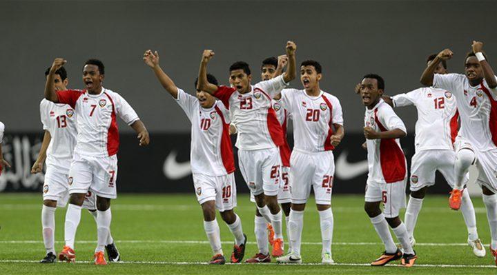 كرة القدم الإماراتية تتلقى 5 صدمات هذا العام