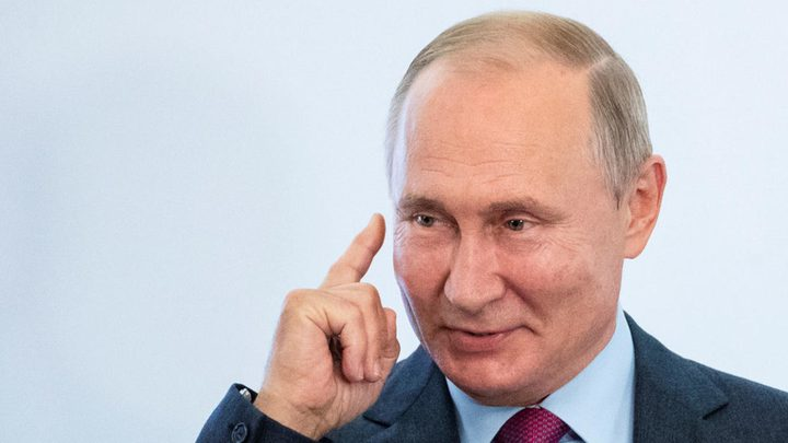 بوتين يزور فلسطين الشهر القادم