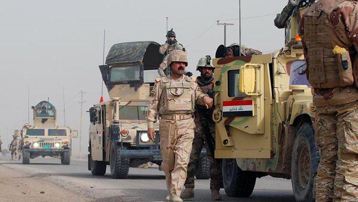 """مقتل 6 عناصر من """"داعش"""" مع انطلاق عملية عسكرية بالموصل"""