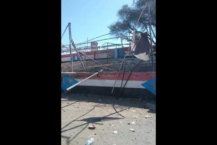 قتلى وجرحى بانفجار استهدف عرضا عسكرياجنوب اليمن