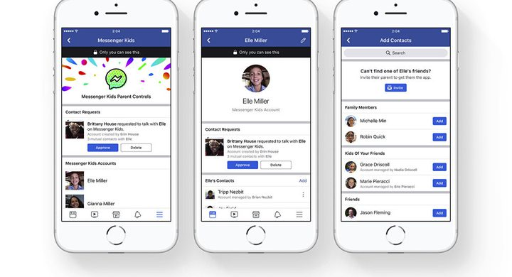 فيسبوك تضع شرطا لكل مستخدمي الماسنجر الجدد