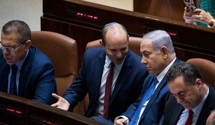 بينيت يطالب بتجميد 150 مليون شيكل من عائدات الضرائب الفلسطينية