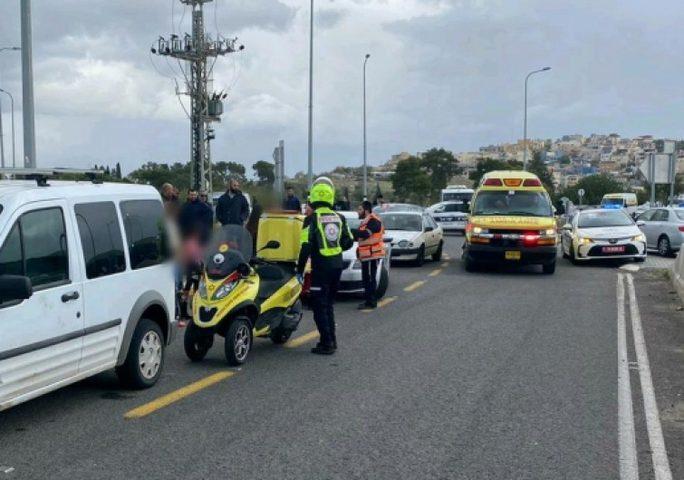 قتيل واصابة بجريمة إطلاق نار قرب حيفا