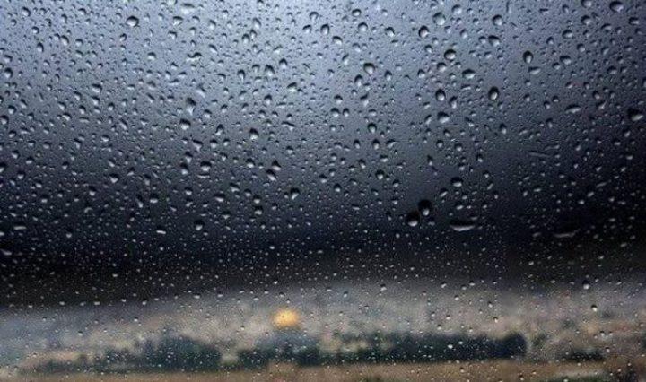 طقس فلسطين اليوم الاثنين :أجواء باردة وأمطار متفرقة