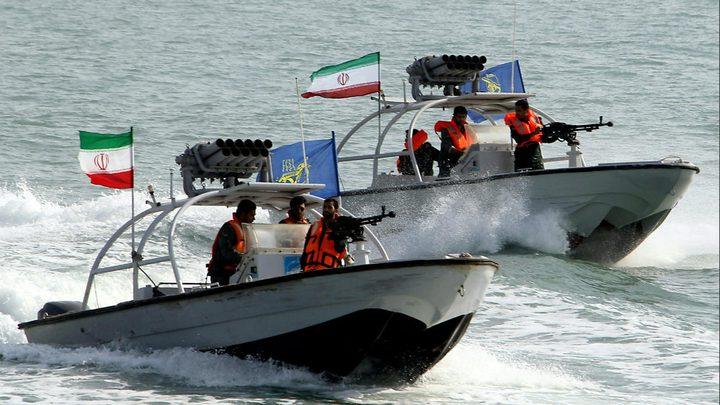 إيران تحتجز سفينة قرب جزيرة أبو موسى في مياه الخليج