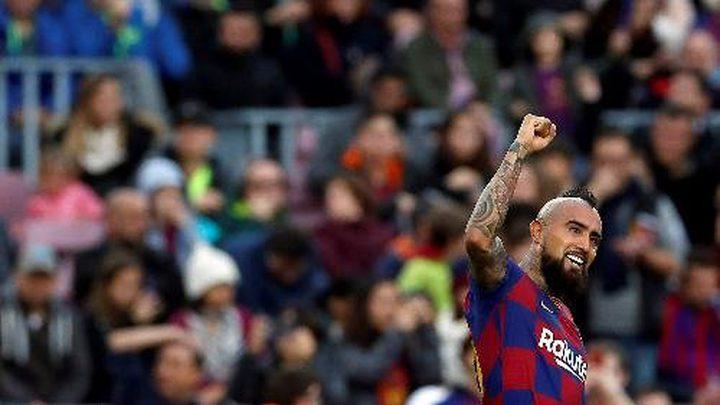 برشلونة يؤكد عدم وجود نية للتخلص من فيدال
