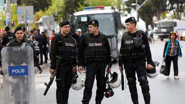 """السلطات التركية تعتقل 5 مسلحين خططوا لشنّ هجمات في """"رأس السنة"""""""