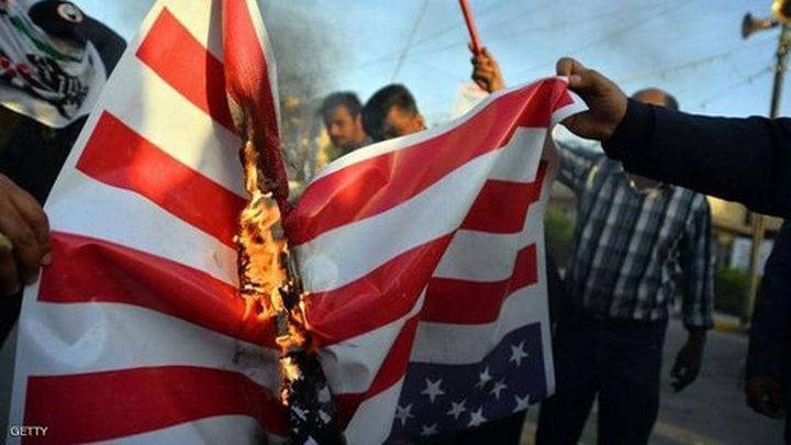 بغداد: متظاهرون يقتحمون مقر السفارة الأميركية