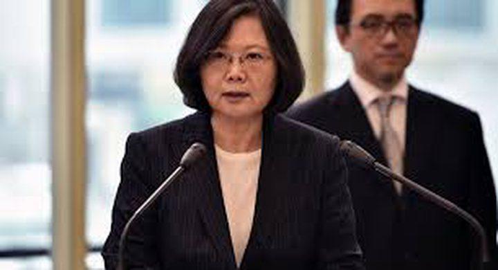 تايوان تقر مشروع قانون يستهدف مكافحة النفوذ الصيني