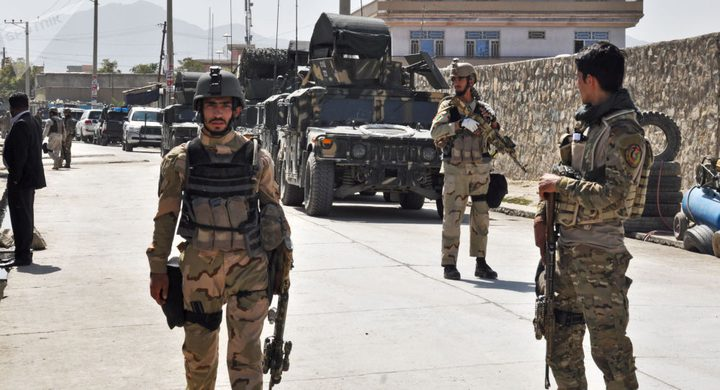 مقتل 26 عنصرا من قوات الأمن  الأفغانية