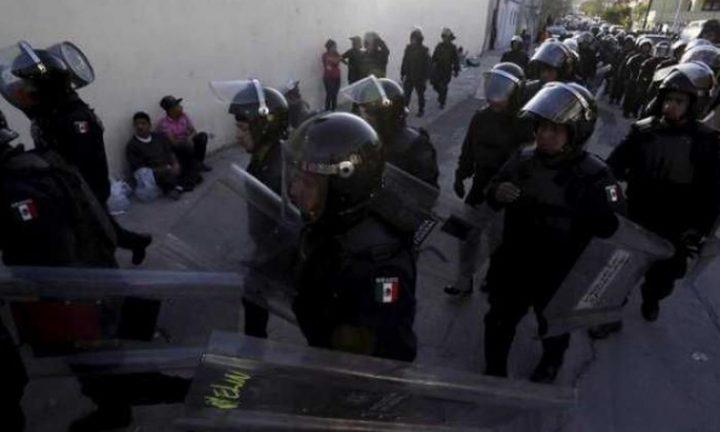 المكسيك: مقتل 16 سجينا اثر اشتباكات داخل سجن في ولاية زاكاتيكاس