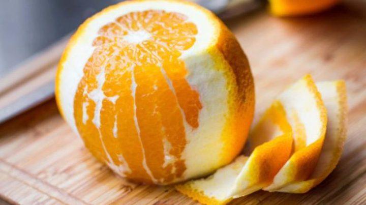 تعرف على فوائد قشر البرتقال