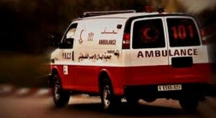 الخليل: إصابة خمسة مواطنين في حادث سير
