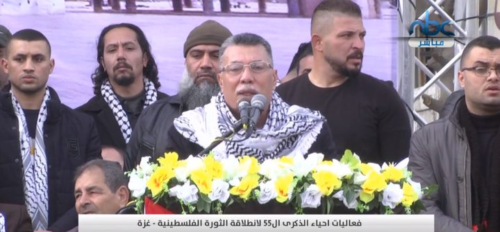 حلس: مستعدون لتحقيق وحدة ترضي شعبنا واسرانا