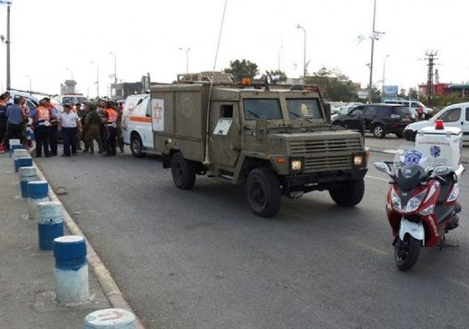 اصابة مواطن برصاص الاحتلال جنوب بيت لحم