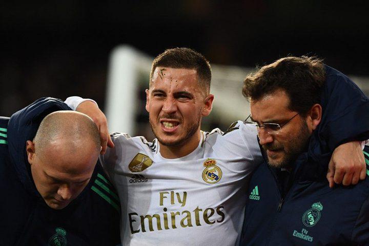 خوف لدى نادي ريال مدريد من شهر يناير