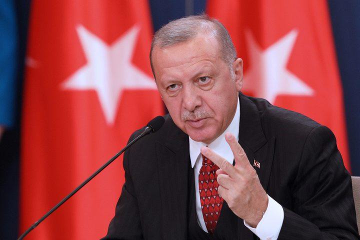 اردوغان : تركيا لقنت الغرب ودول عربية درساً