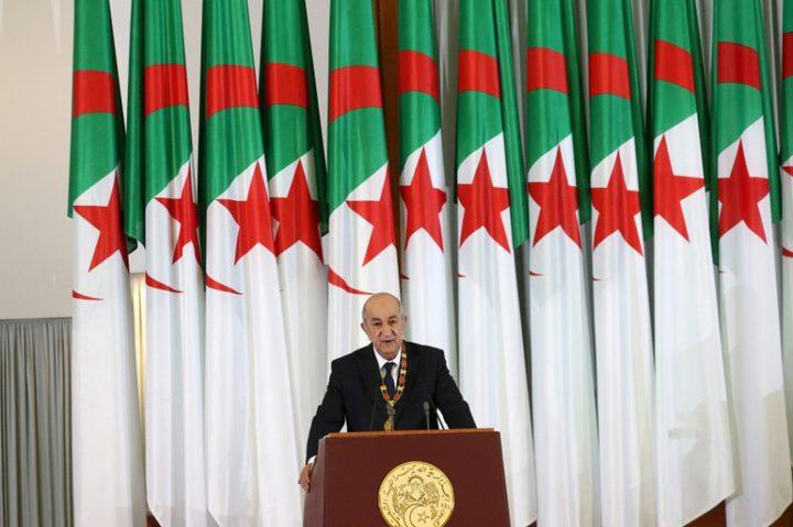 الجزائر.. الاعلان عن تشكيلة الحكومة الجديدة