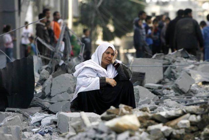 هآرتس تنشر مقالاً بعنوان: غزة و (2020)