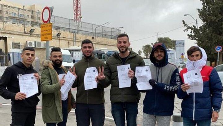 الاحتلال يعتقل 6 شبان من العيسوية.. لتجاوزهم قرار الحبس المنزلي