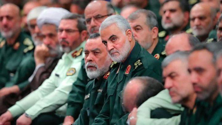 فصائل فلسطينية تنعى القائد الايراني قاسم سليماني