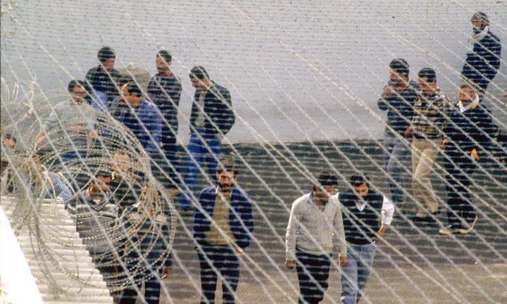 """أسرى"""" رامون"""" يطالبون بدعم خطواتهم النضالية ضد إدارة السجون"""
