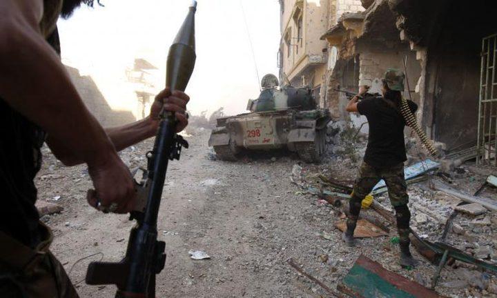 مقتل 11 مدنياً في ليبيا الشهر الماضي