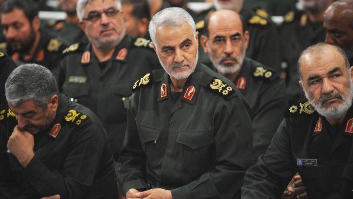 العراق يعلن بدء التحقيق مع طاقم الطائرة التي أقلت قاسم سليماني
