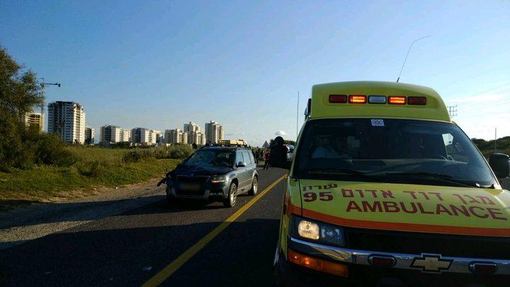 وفاة شاب وامرأة جراء الفيضانات التي أغرقت الطرقات في يافا