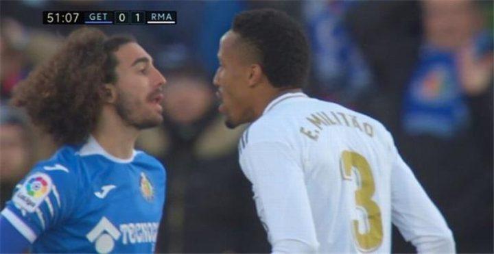 كوكوريلا ينفي توجيه إساءة عنصرية للاعب ريال مدريد