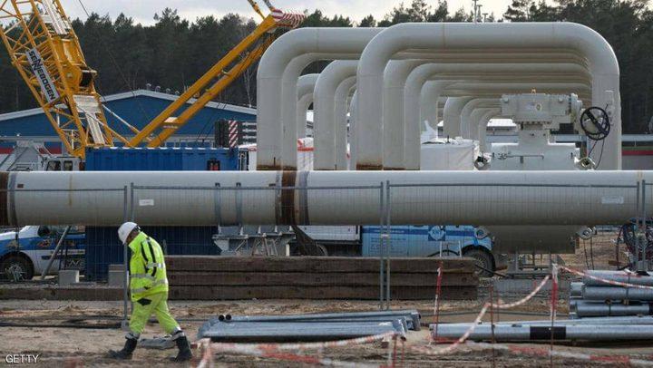 روسيا تبدأ بشحن الغاز إلى أوروبا عبر تركيا