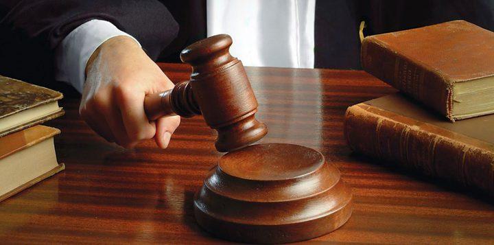 جنين: الأشغال الشاقة لمدة 15 عاما لمدان  بتهمة قتل موظف