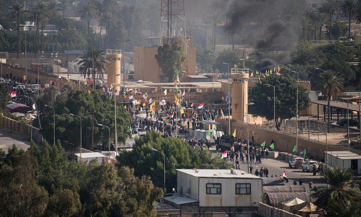 بغداد: وزارة الخارجية العراقية تستدعي السفير الأمريكي