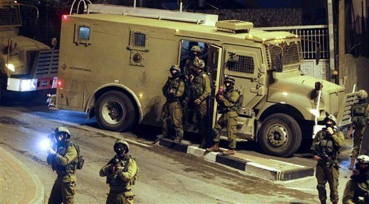 الاحتلال يشدد من اجراءاته العسكرية جنوب سلفيت ونابلس