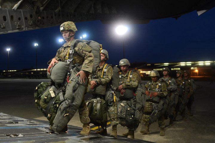 """الكشف عن مهمة فرقة """"الشيطان 82"""" الأميركية بالمنطقة"""