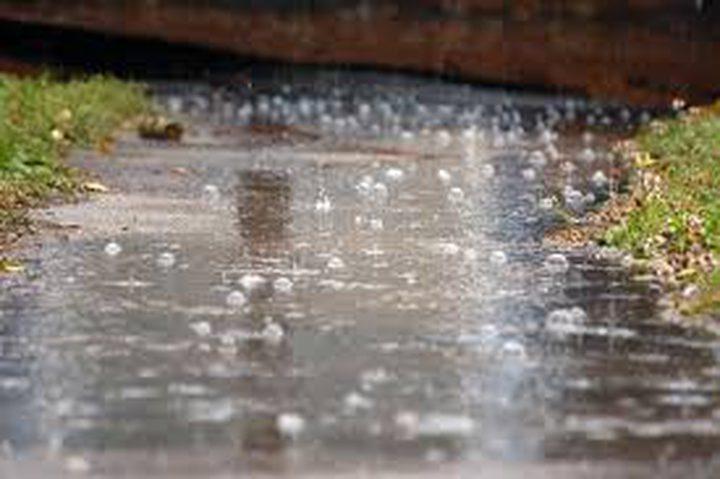 قلقيلية تسجل أعلى كمية هطول مطري منذ بداية الموسم