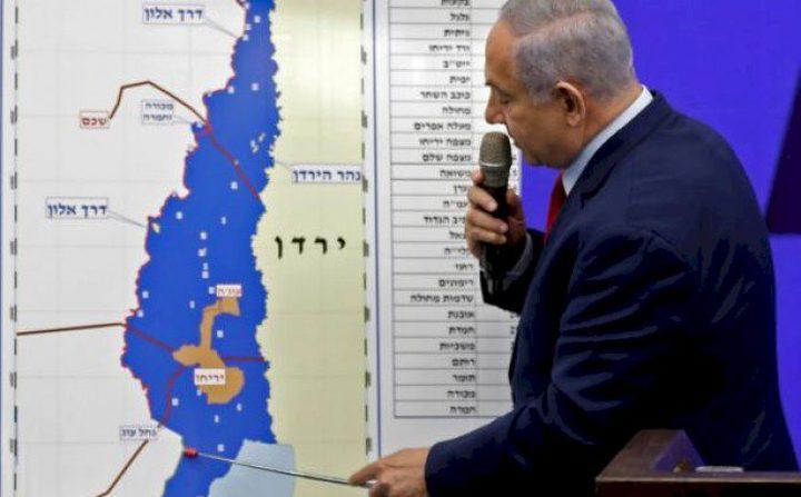 """الاحتلال يناقش اليوم ضم الأغوار للسيادة """"الإسرائيلية"""""""