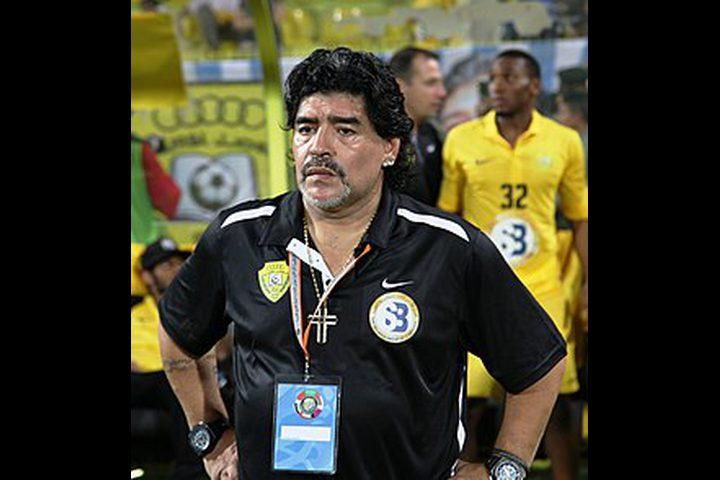 الأرجنتيني مارادونا مرشح لتدريب منتخب أميركي