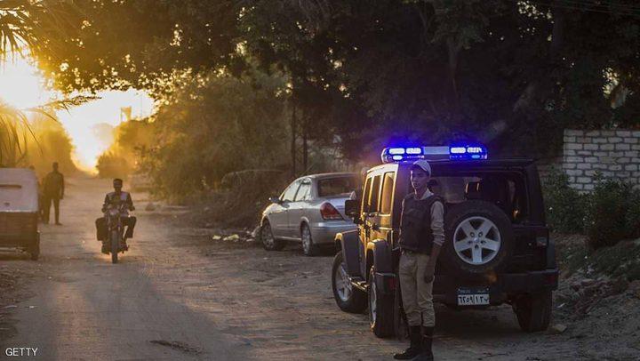 مقتل 7 أشخاص من أسرة واحدة في مصر