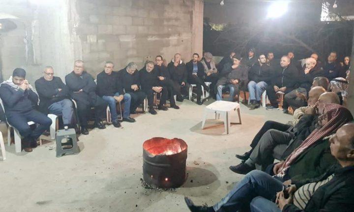 اجتماع في قلنسوة لمواجهة هدم المنازل