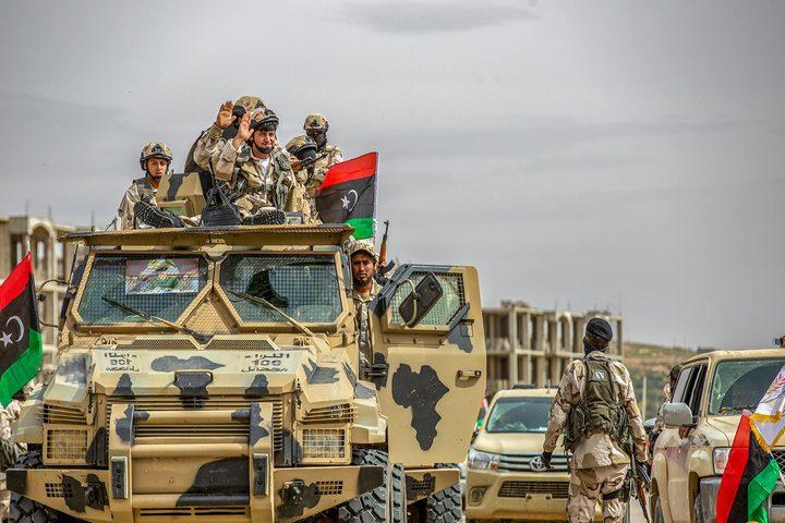 الجيش الوطني الليبي يعلن سيطرته الكاملة على مدينة سرت