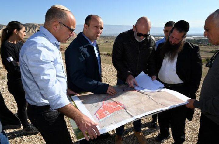 بينيت: يجب هدم منازل الفلسطينيين في مناطق (ج)