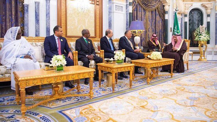 الاعلان عن تأسيس تكتل جديد يضم 8 دول برعاية سعودية