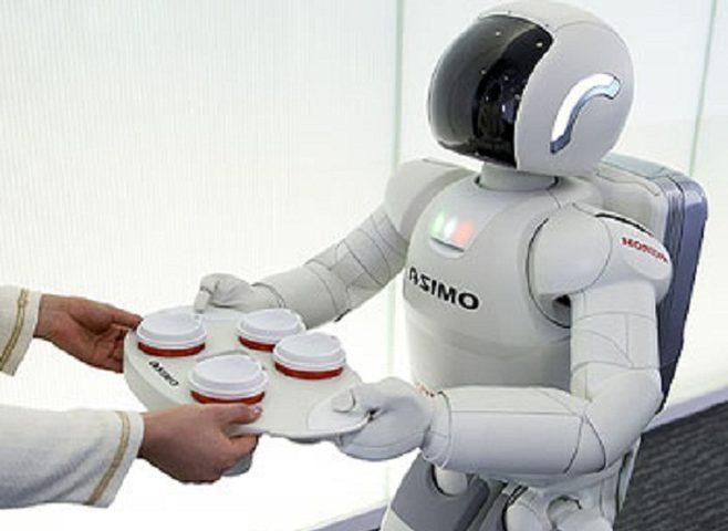 أجهزة الروبوت في طريقها للاستحواذ على وظائف البشر!