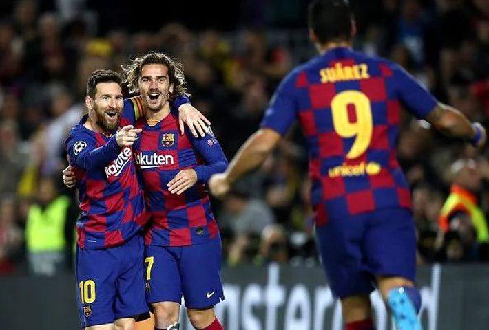 هل ستؤثر عودة نيمار لبرشلونة على جريزمان ؟!